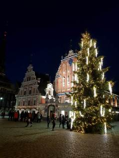 Riga, Latvia by IG:@rigainmycolours