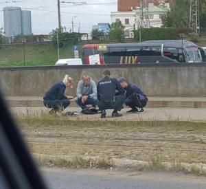 Latvian-policeman-in-his-natural-habitat