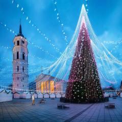 Vilnius, Lithuania by IG:@a_big_j
