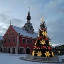 Bauska, Latvia by IG:@visitbauska